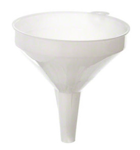 Funnel for Energy Powder