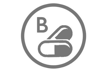 b vitamin logo b12